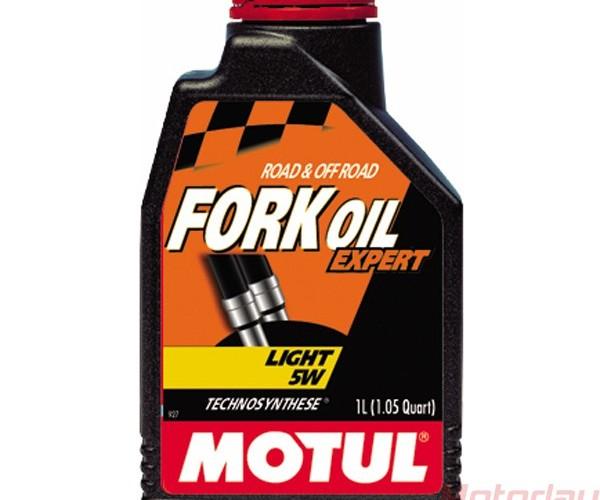 Motul Fork Oil Light EXPERT 5W 1L-600x600