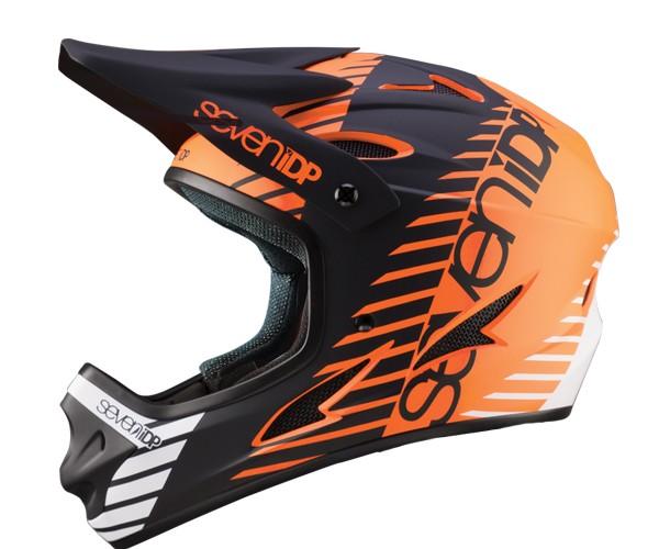 7iDP-Seven-Protection-M1-Helmet-2018-Tactic-Orange-LH
