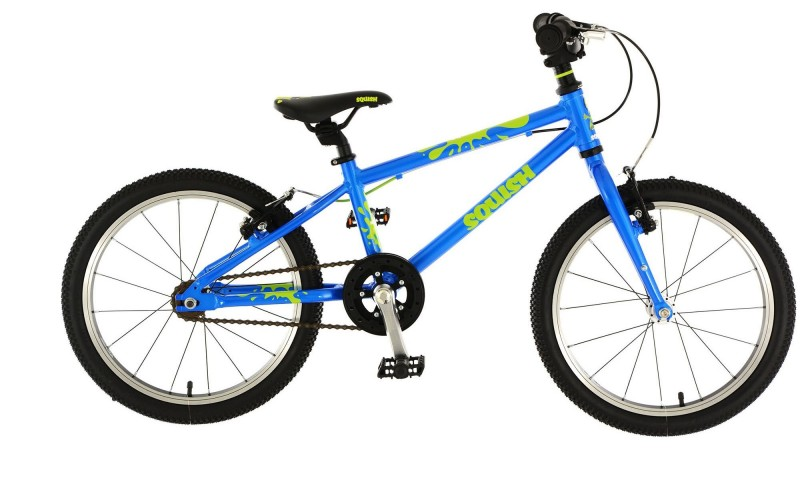 squish 18 lime blue