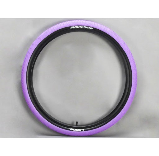 purple snakeskin